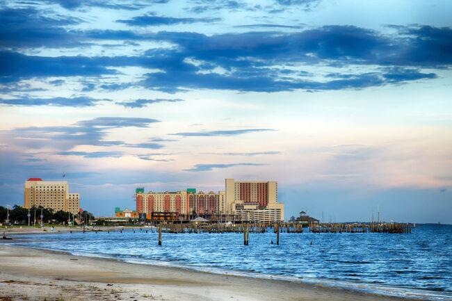 Biloxi, Mississippi beachfront vacation rentals stargazerstays