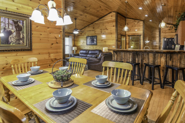 Cabin rentals near me